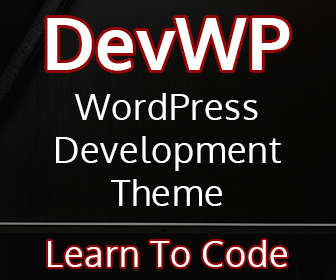 DevWP WordPress Development Training Theme