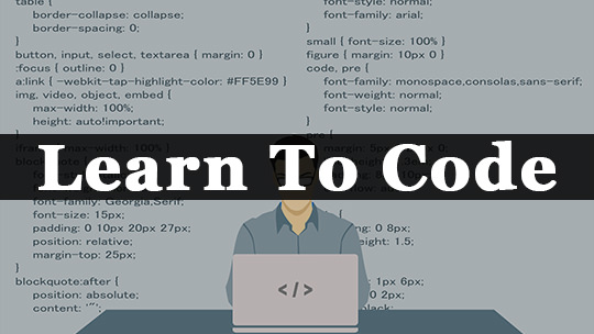 Learn To Code on PixemWeb