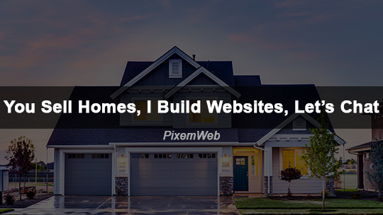 Real Estate WordPress Website with Agent IDX