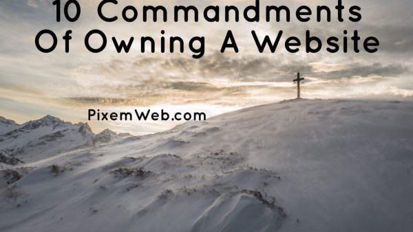 Owning a Website - PixemWeb