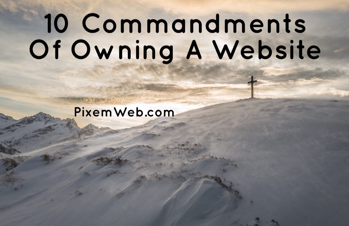 Owning a Website - PixemWeb