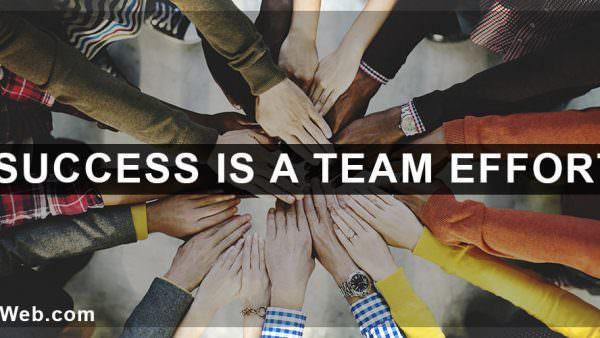 success-team-effort