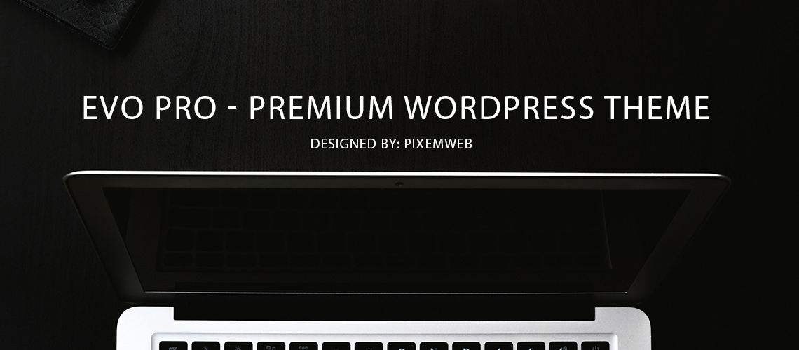 Evo Pro WordPress Theme