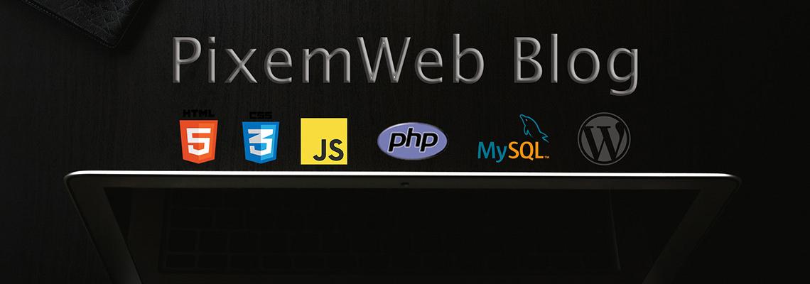 WordPress Blog - PixemWeb