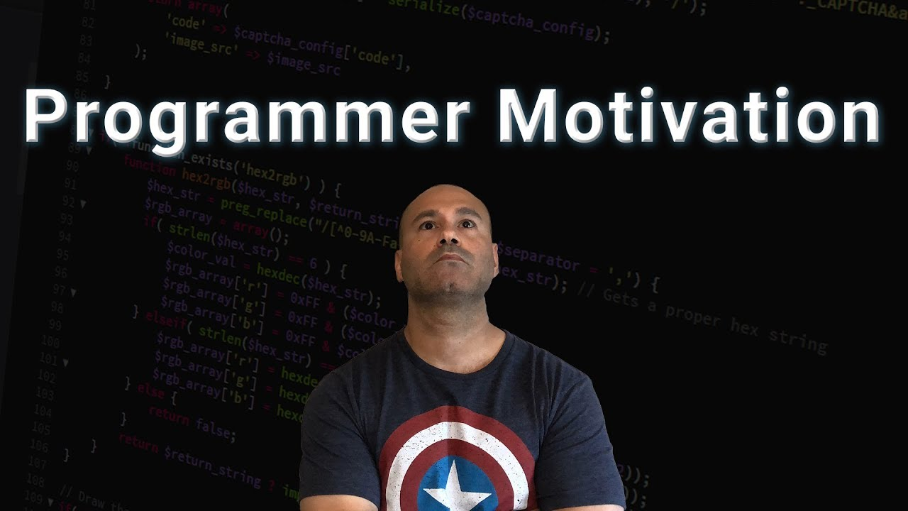 Programmer Motivation – Learning Code Takes Time