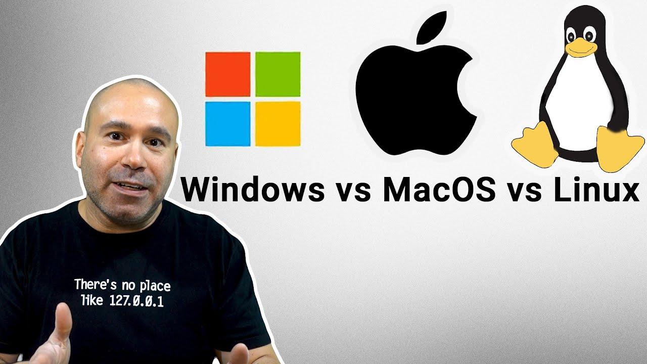 Windows Vs Macos Vs Linux For Web Development